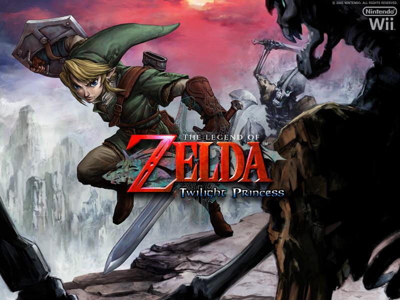 Wallpaper The legende of Zelda TP_1_800