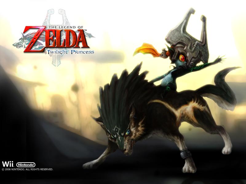 Wallpaper The legende of Zelda TP_4_800