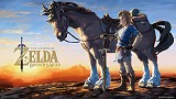 fond d'écran Breath of the Wild