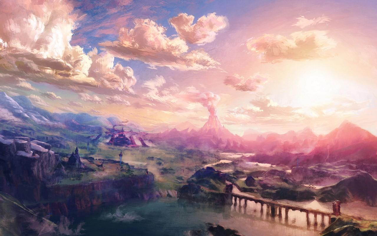 Fonds Décran Breath Of The Wild Le Palais De Zelda