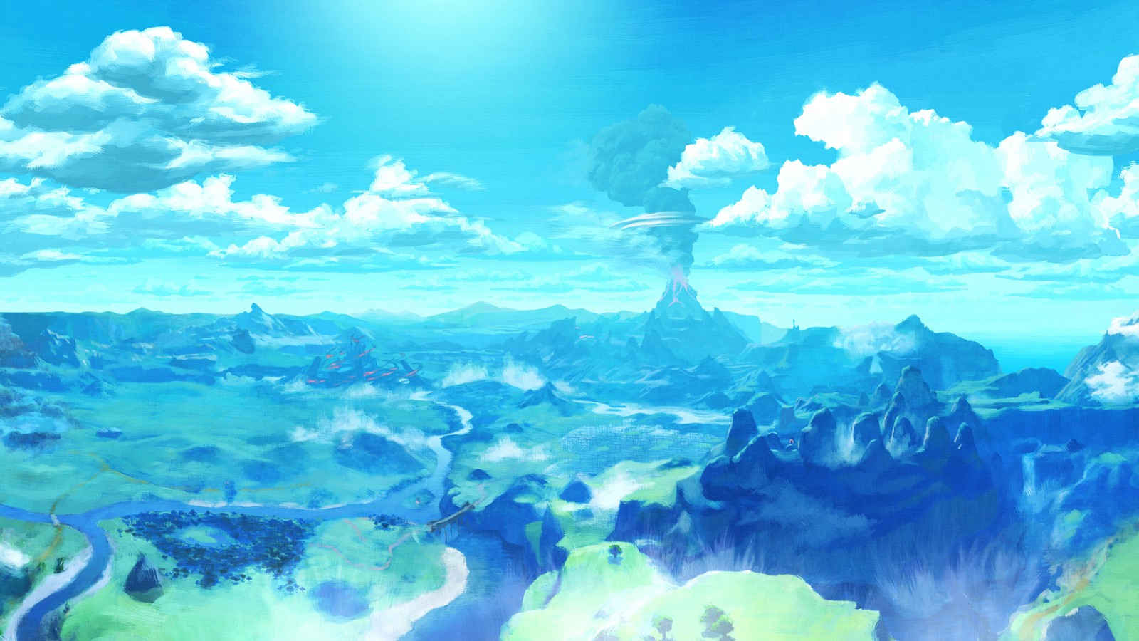 Wallpapers Breath Of The Wild Zelda S Palace