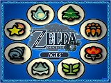 fond d'écran Oracle of Ages / Oracle of Seasons