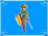 fond d'écran Adventure of Link
