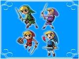 fond d'écran Four Swords