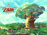 fond d'écran Skyward Sword