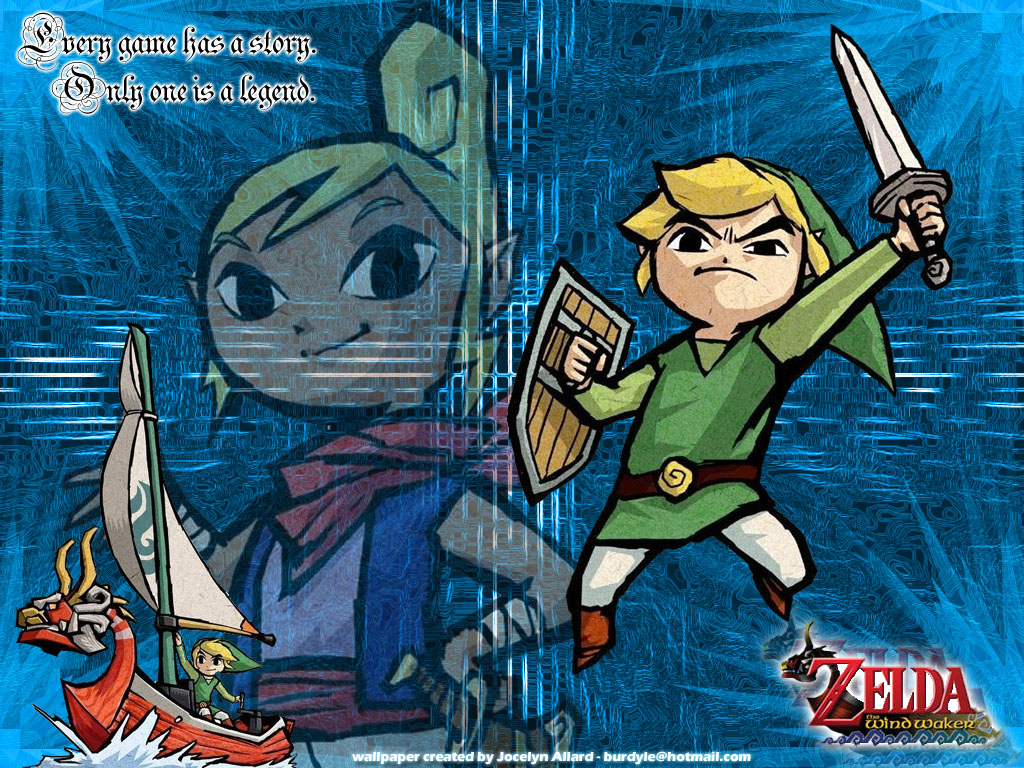 Wallpapers The Wind Waker Oracle Of Agesseasons And