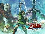 Skyward Sword background