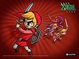 fond d'écran Four Swords Adventures