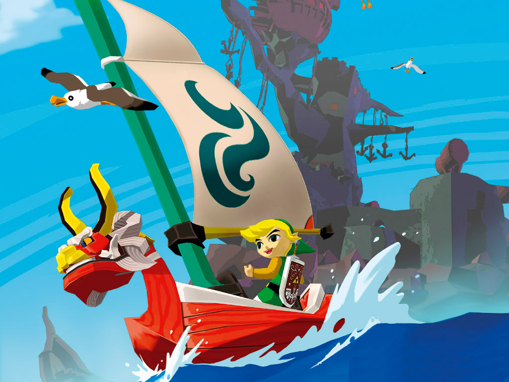 Wallpapers The Wind Waker Oracle Of Agesseasons And Majoras