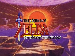 Return of the hylian