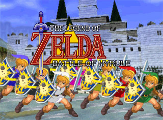 Zelda Battle Of Hyrule