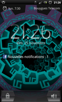 application Porte du Temps de Skyward Sword