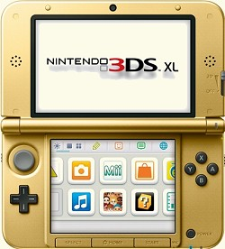 3DS XL A Link Between Worlds