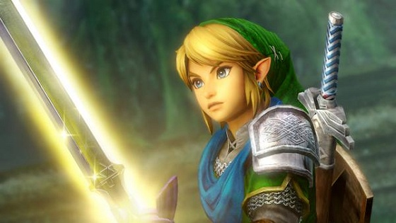 Link d'Hyrule Warriors