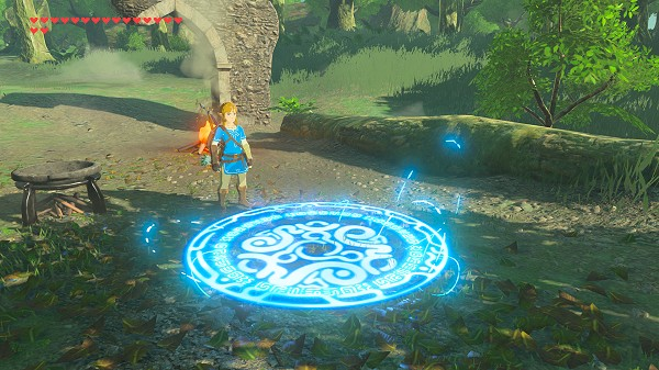 DLC Breath of the Wild pack été 2017