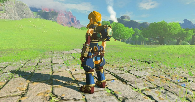 Xenoblades Chronicles 2 dans Breath of the Wild