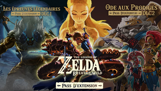 Ode aux Prodiges dans Breath of the Wild