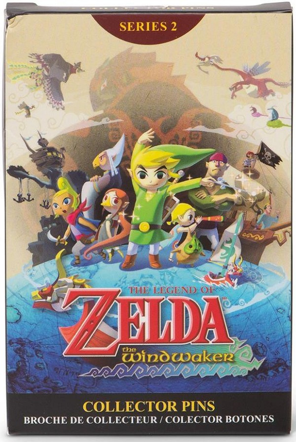 pin's The Wind Waker