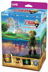 pack de A Link Between Worlds