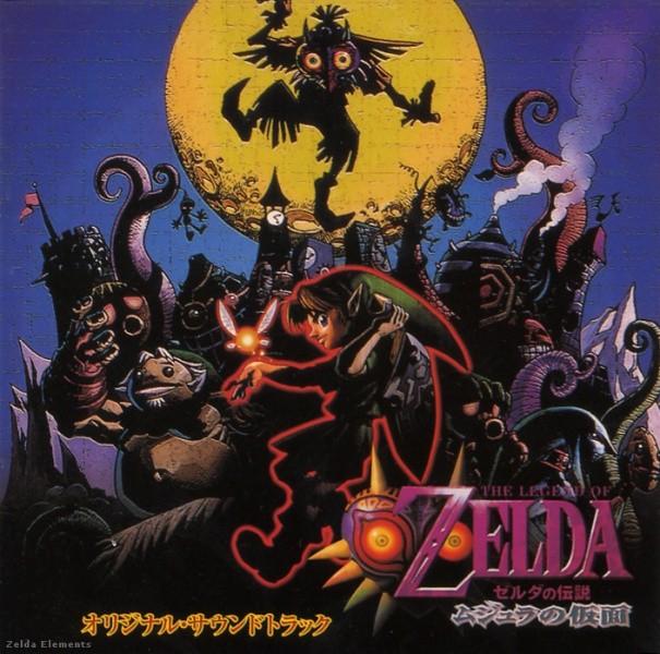 Discographie des Legend of Zelda - Zelda soundtracks - Le