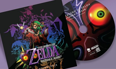Majora's Mask Original Soundtrack Re-edited