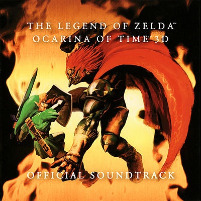 Ocarina Of Time 3D Original Soundtrack