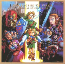 Ocarina of Time Original Soundtrack