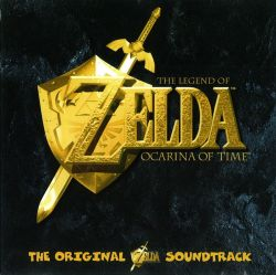 Ocarina Of Time The Original Soundtrack