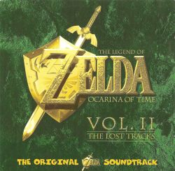 Ocarina Of Time The Original Soundtrack - Vol. II: The Lost Tracks