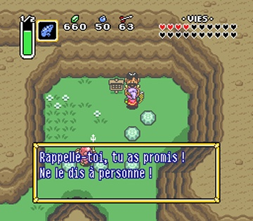 A Link to the Past c'est un secret pour tout le monde