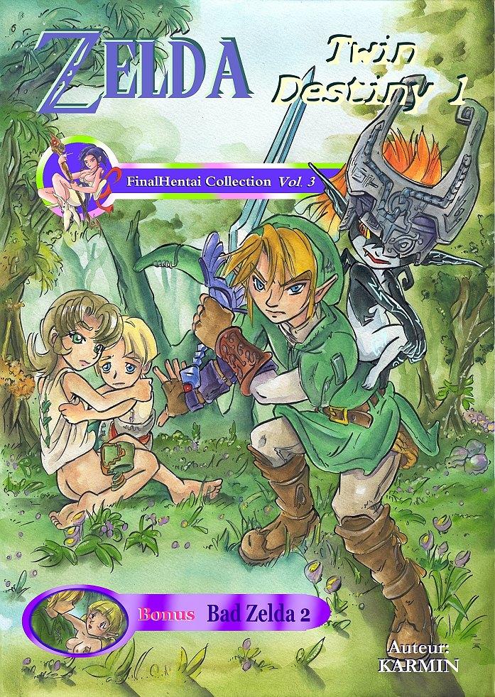 THERESA: Zelda twilight princess hentai comic