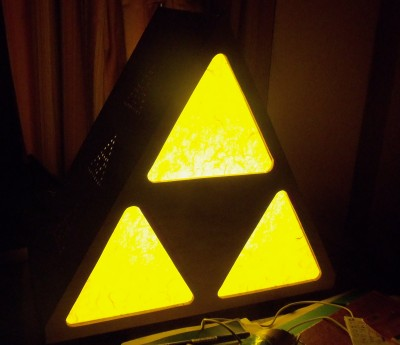 lampe Triforce