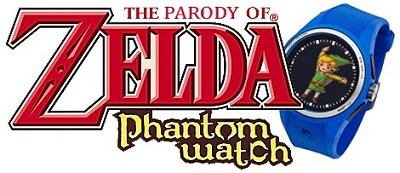 saga Parody Of Zelda: Phantom Watch