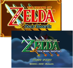 Four Swords/A Link To The Past