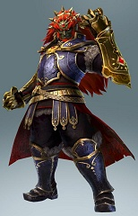 Ganondorf dans Hyrule Warriors