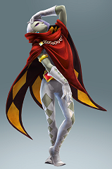 Ghirahim dans Hyrule Warriors