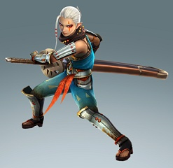 Impa dans Hyrule Warriors