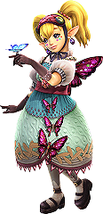 Machaon dans Hyrule Warriors