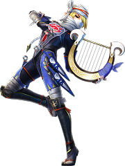 Sheik dans Hyrule Warriors