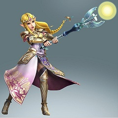 Link Facteur dans Hyrule Warriors