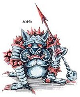 moblin The Legend of Zelda nes