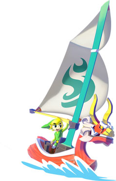 That king of red lions zelda wind waker for