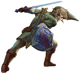 Link Wii U Twilight Princess