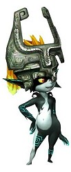 Midona Twilight Princess