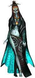 Midona humaine Twilight Princess