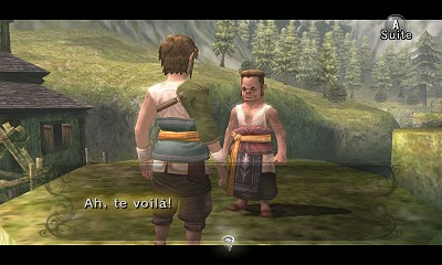 trouver la canne à peche The Legend Of Zelda : Twilight Princess  Wii