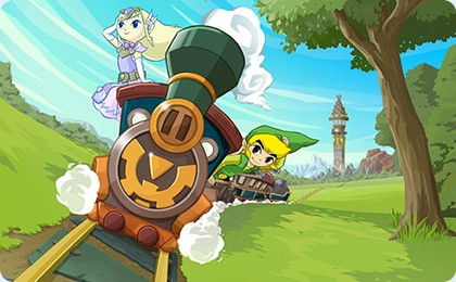 The Legend of Zelda : Spirit Tracks