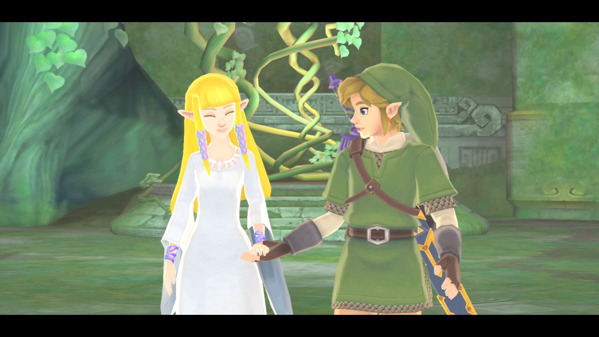 Solution de skyward sword domaine d 39 hylia et combat for Skyward laporte