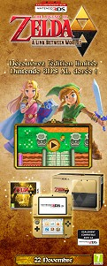 3DS A Link Between Worlds