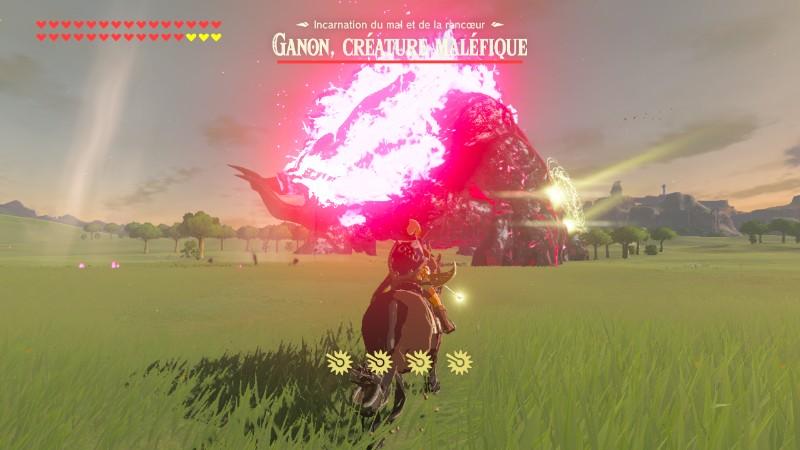 Guide des Boss de Breath of the Wild - Le Palais de Zelda